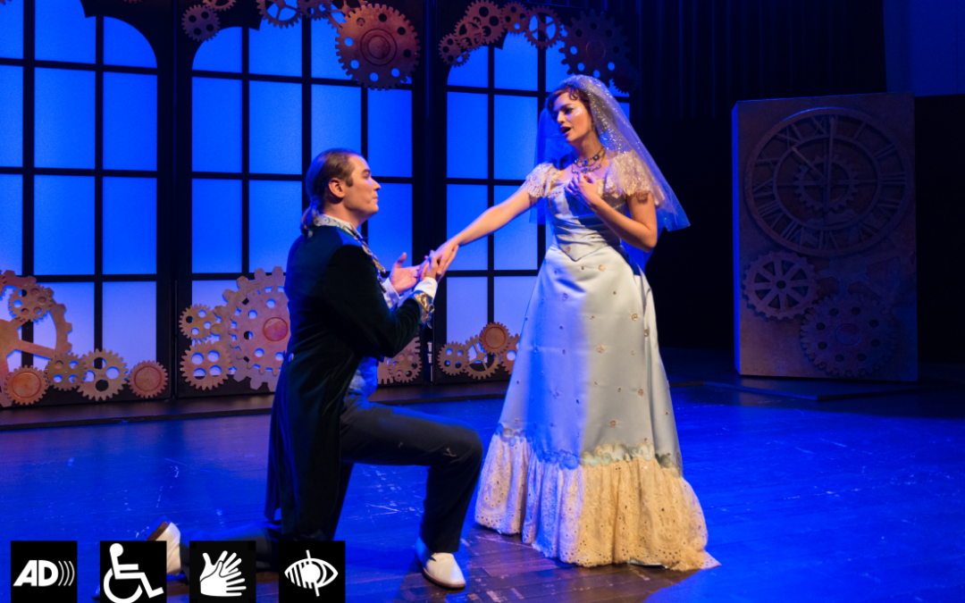 juillet, octobre 2018 : Cendrillon – opéra spectacle