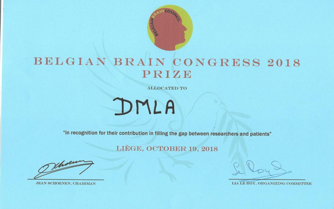 Belgian brain congress 2018